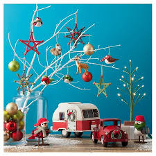the truck decor from wondershop is spruced up with a christmas