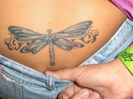 lower back tattoos amazing ideas