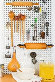 pegboard kitchen ideas best 25 peg board kitchens ideas on tool storage