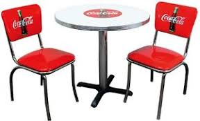 coca cola table and chairs best coca cola table collectibles