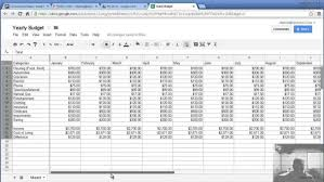 crown financial budget worksheet worksheets