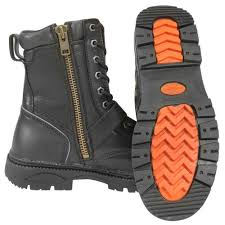 womens xelement boots lu1599 xelement s lace and buckle advanced motorcycle boots