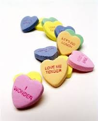 heart candy sayings 8 best s candy heart sayings images on be my