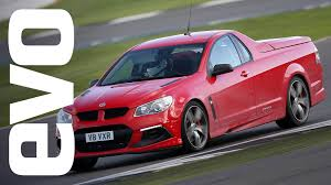 holden maloo vauxhall maloo vxr8 lsa review tiff needell drives the brute ute