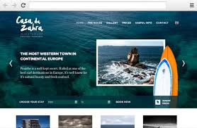 hotel website design best of guesthouse and bed and breakfast web hotel website builder