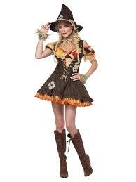 scarecrow costume sassy scarecrow costume 01483 fancy dress