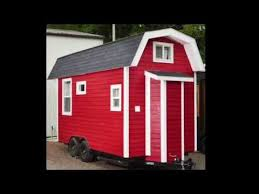 barn tiny house tiny digs hotel in portland youtube