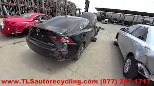 lexus is 250 muffler parting out 2014 lexus is 250 stock 5071bl tls auto recycling