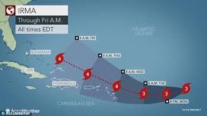 us virgin islands begin preparations for hurricane irma daily