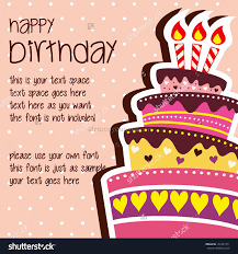 happy birthday cards best word happy birthday card template 2 best professional templates
