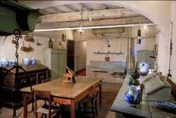 cucina e sala da pranzo cultura cibo la cucina e la sala da pranzo di palazzo tozzoni
