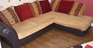 comment refaire un canapé en tissu les fées tisseuses mon canapé d angle relooké par moi même