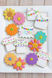 decorated cookies mexican decorated cookies glorious treats