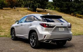 lexus rx 2018 model lexus might finally debut a three row rx crossover this year