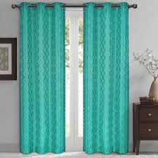 Turquoise Blackout Curtains Blackout Curtain Turquoise Blackout Curtain Donslandscaping