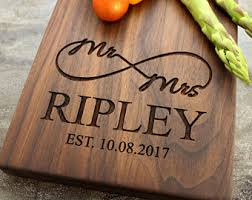 monogrammed cheese plate personalized cheese board etsy