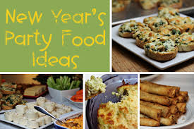 New Years Dinner Table Decorations by New Year U0027s Party Food Ideas Home Cooking Memories
