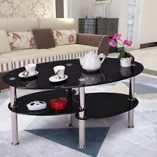 glass table for living room glass tables ebay
