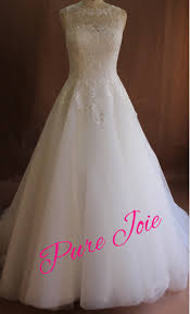 made to measure wedding dresses by pure joie at confetti bridal gowns