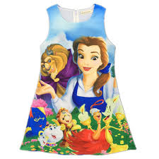 aliexpress buy beauty beast dresses princess