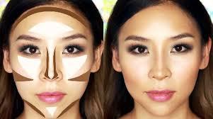 tutorial make up natural untuk kulit coklat cara make up wajah bulat dan hidung pesek secara natural