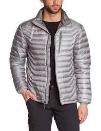 mens riding jackets marmot men u0027s quasar jacket steel medium amazon co uk sports