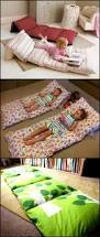 Giant Floor Pillows For Kids by 25 Unique Pillow Beds Ideas On Pinterest Sewing Ideas For