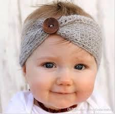 baby hairbands mix baby wool headbands knitted caps headband kids crochet hair