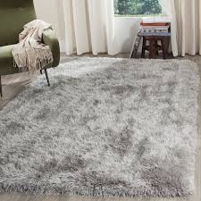 Silver Grey Rug Best 10 Fuzzy Rugs Ideas On Pinterest White Fluffy Rug Down