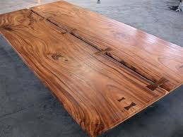 Slab Wood Table by 157 Best Tables Images On Pinterest Tables Dining Tables And