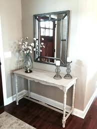 console table and mirror set foyer console table medium size of console console table and mirror
