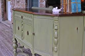 Curved Sideboard Laurel U0027s Attic Antique Curved Front Buffet Sideboard Sold