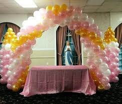 baby shower balloons balloon and decor for baby showers in nyc vine events