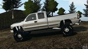 2000 Chevy Silverado Truck Bed - chevrolet silverado 2500 lifted edition 2000 for gta 4