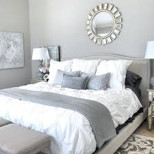 Ideas To Decorate A Bedroom Bedroom Decorating Ideas With Gray Walls Empiricos Club