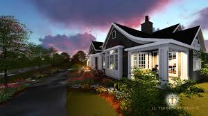 cape home designs cape cod style custom home design youtube