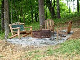 diy outdoor fire pit ideas u2014 jen u0026 joes design simple outdoor