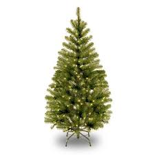 christmas tree with lights national tree pre lit 7 aspen spruce hinged artificial christmas