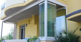 chiudere veranda a vetri beautiful come chiudere un terrazzo gallery design trends 2017