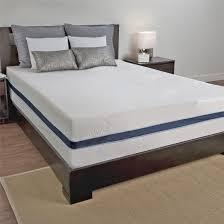 Memory Foam Bed Frame Sealy 12 Memory Foam Mattress King 297310 Mattresses Frames
