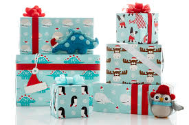 container store christmas wrapping paper the with one of our best selling gift wrap collections