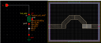 virtuoso layout design basics making inductor with cadence layout editor custom ic design