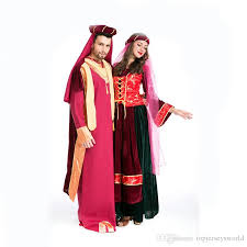 Cheap Halloween Costumes Men Arab Couples Cosplay Costume Halloween Costumes Men Party