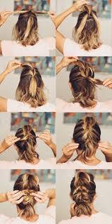 Frisuren Lange Haare Zum Selber Machen by The 25 Best Wiesn Frisuren Kurze Haare Selber Machen Ideas On