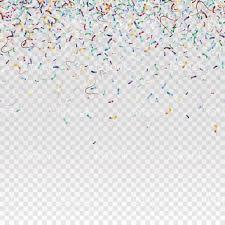 flying christmas confetti anniversary celebration happy birthday
