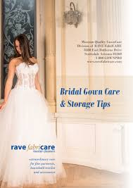 wedding dress storage cleaning restoring and preserving bridal and other gowns