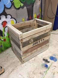 best 25 pallet toy boxes ideas on pinterest pallet trunk