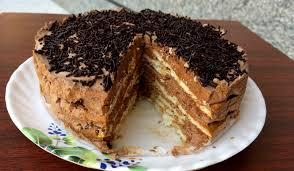Chocolate Biscuit Cake No Bake Chocolate Biscuit Cake Kitchen Time With Neha Youtube