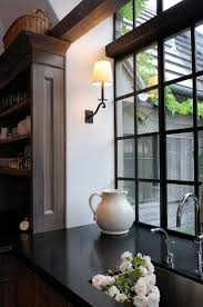 100 best windows images on pinterest windows exterior trim and windows meeting kitchen countertop behind sink