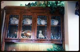 Cabinet Panels Stained Glass And Beveled Glass Custom Built For Your Needs